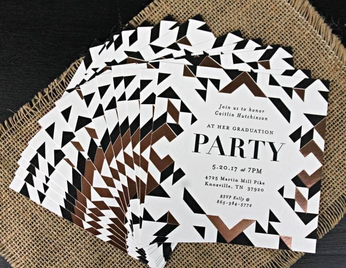 how to plan a successful graduation party on a budget pin