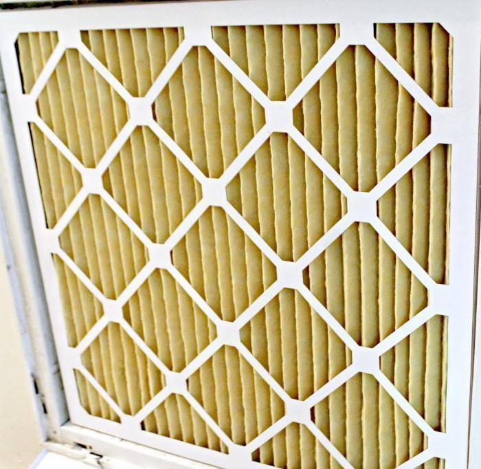 Five Areas In Your House You Need To Clean Every 1-3 Months filter
