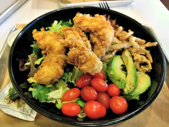 Mooyah Has Gourmet Burgers At Affordable Prices salad