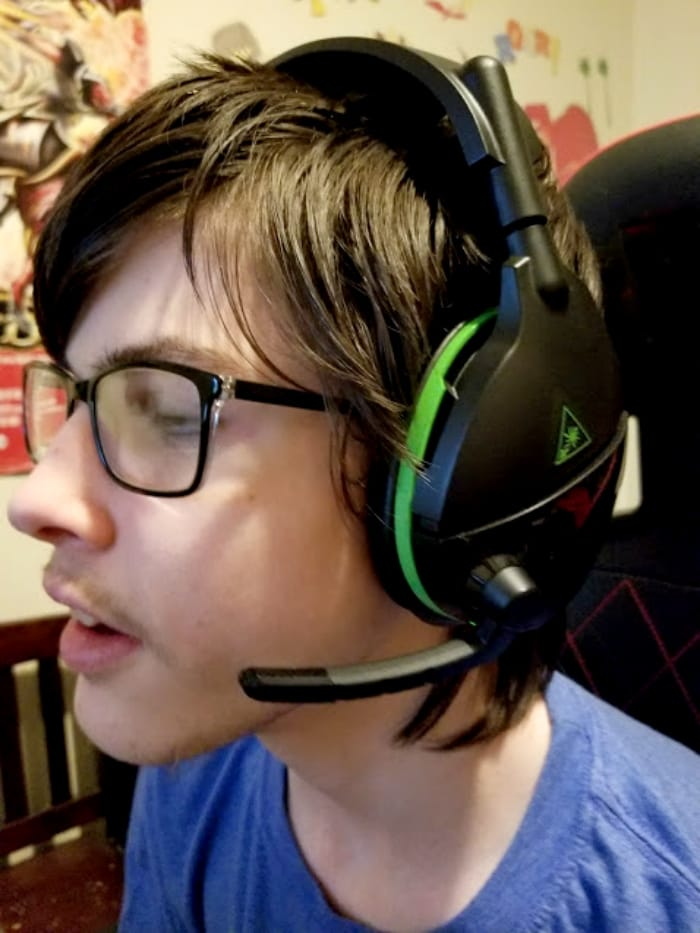 The Turtle Beach Stealth 600 Wireless Headset