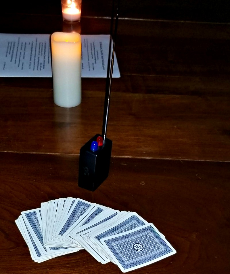Be A Paranormal Investigator On The Haunted Knoxville Ghosts Tours cards