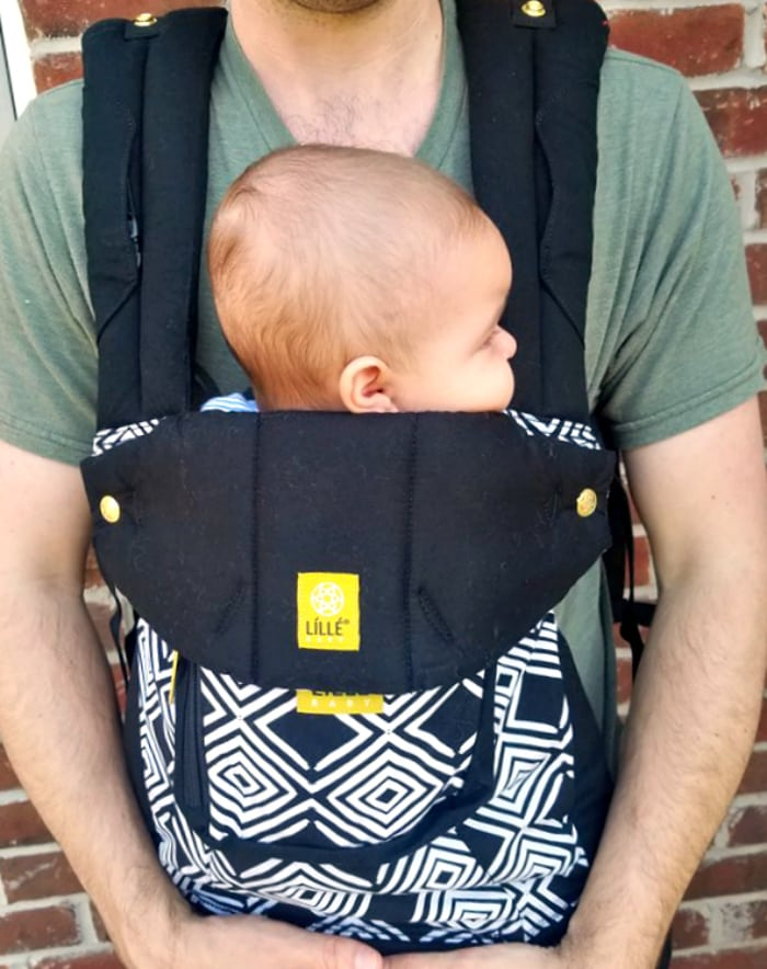 the benefits of babywearing 2