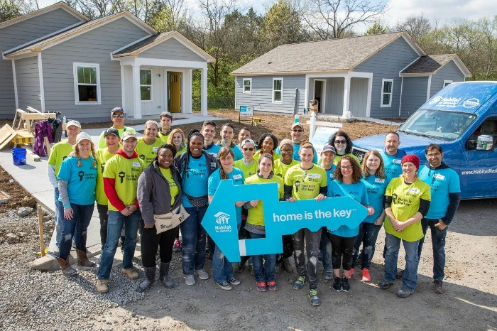 With Habitat for Humanity, Home is the Key 5