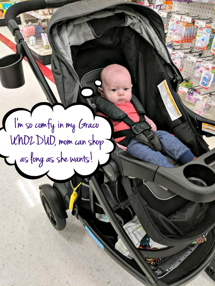 Traveling With Your Baby Is A Breeze With The Graco UNO2DUO 8