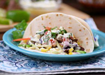 Chipotle Marinade Carne Asada Street Tacos Recipe taco3