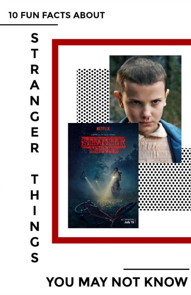 The Upside Down, Eleven & Eggo waffles! Before Stranger Things 2 hits Netflix on October 27, enjoy these 10 fun facts about Stranger Things On Netflix you may not know about #ad #streamTeam @netflix