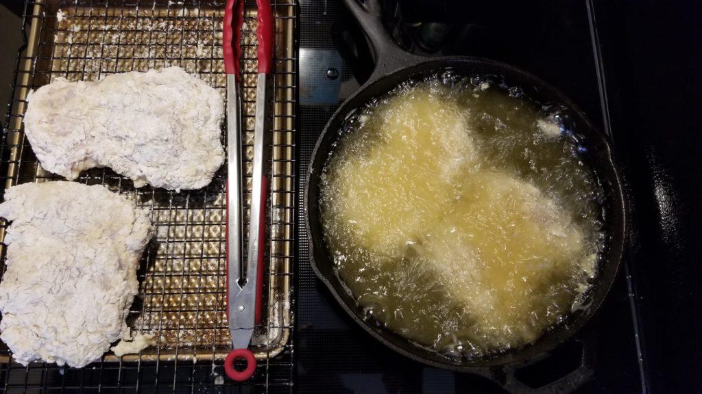 Crispiest Nashville Style Fried Chicken Sandwich Recipe cooking