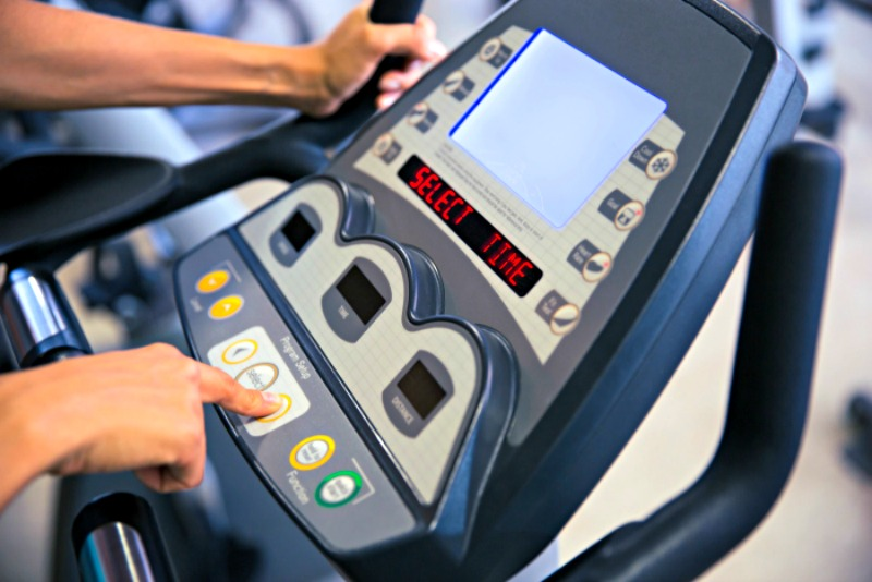 beginner gym workout for women