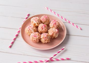 Easy To Make Pink Cereal Treats Recipe