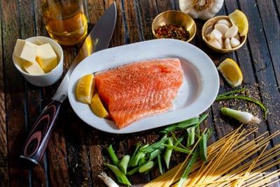 Foods that Promote Bone Health Salmon
