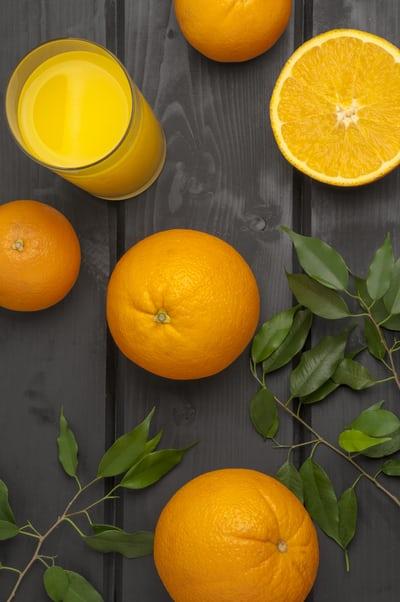 Foods that Promote Bone Health orange juice