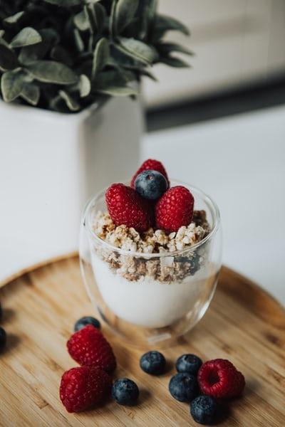 Foods that Promote Bone Health yogurt