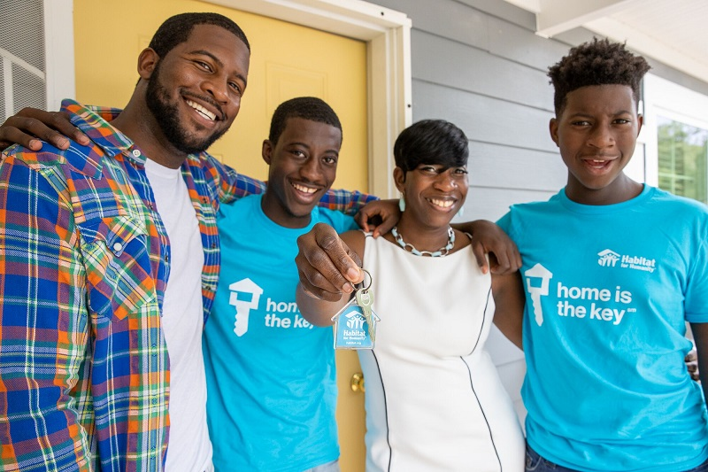 Habitat For Humanity Home Is The Key Program 5