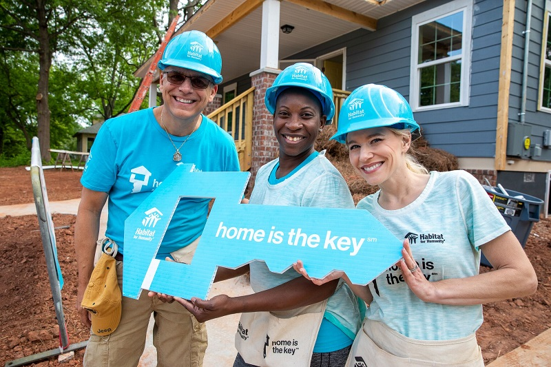 Habitat For Humanity Home Is The Key Program 6