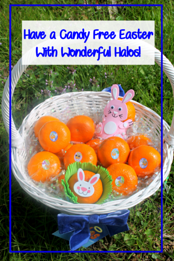 How To Have A Candy Free Easter With Wonderful Halos pin
