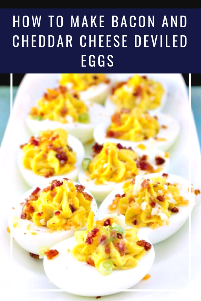 Before you go to your next picnic or party, learn How To Make Bacon And Cheddar Cheese Deviled Eggs on the planet!