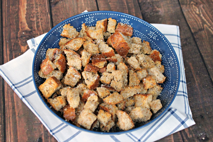 Homemade Croutons Recipe 3