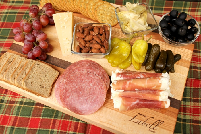 How To Make A Meat And Cheese Tray On A Budget 4