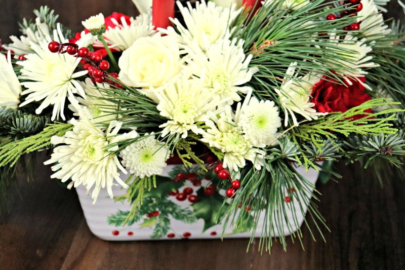 Christmas flower arrangements 3
