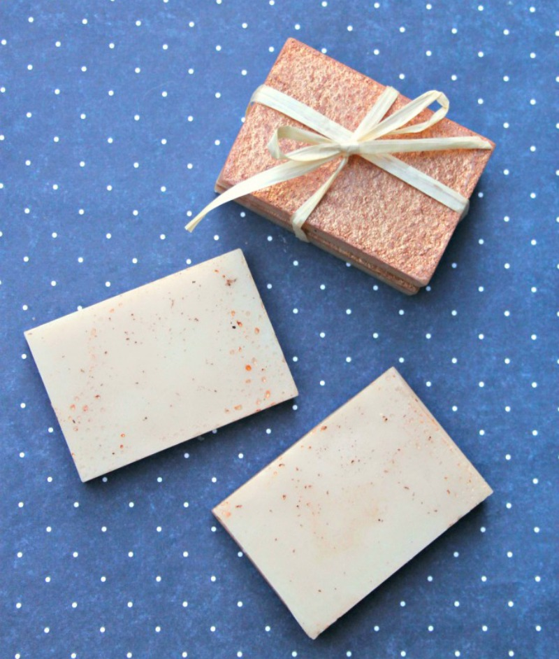 Easy Homemade Essential Oils Soap For Men