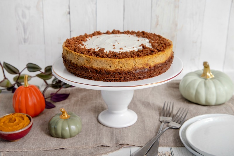 Fall Pumpkin Dessert Recipes 5