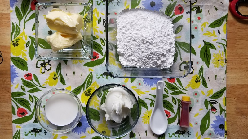 Lemon Pudding Poke Cake Cupcakes Recipe Frosting Ingredients