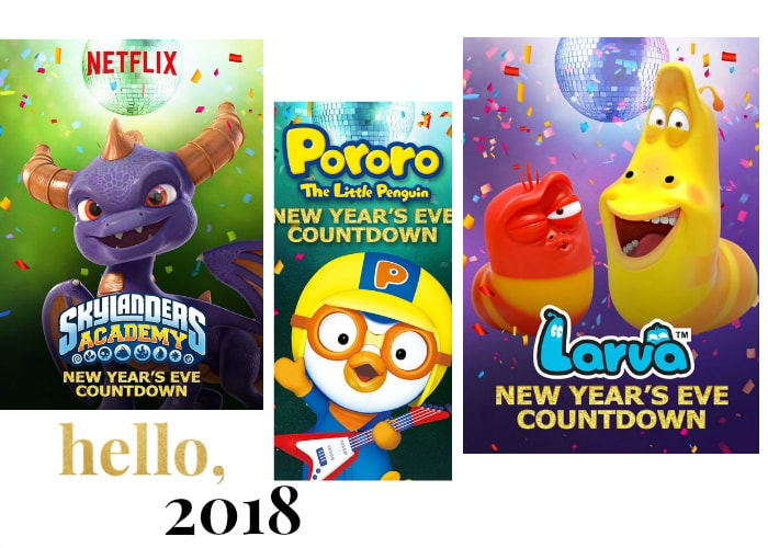 How Netflix Is Going To Get Your Kids In Bed Early On New Year's Eve! 3