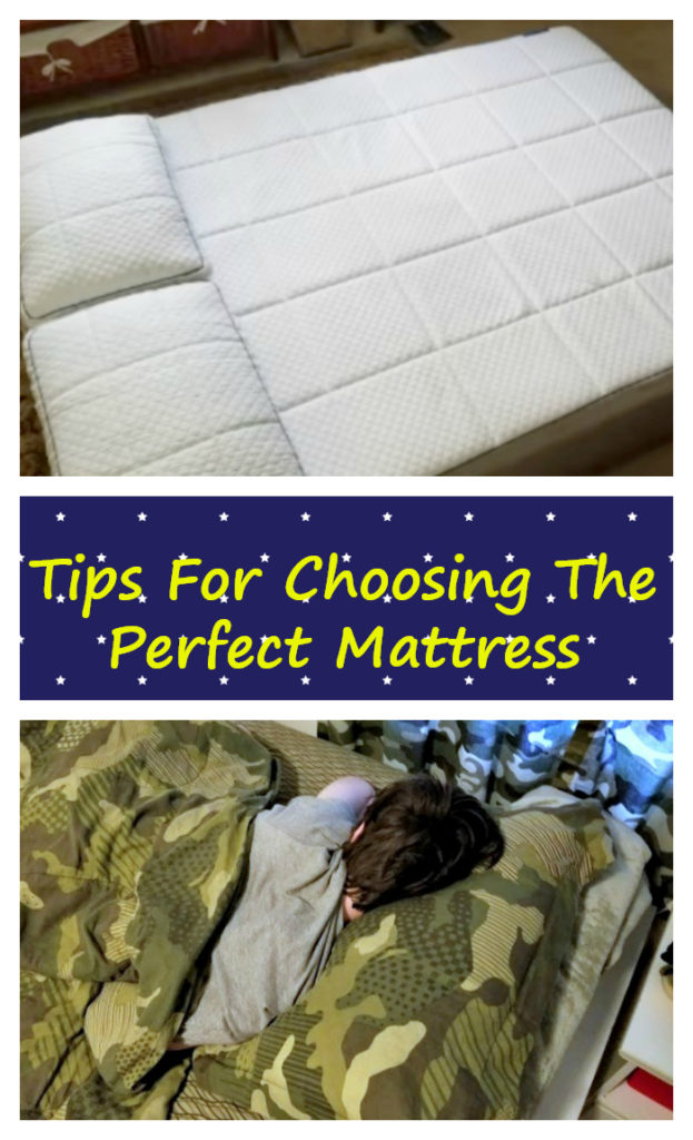 Are you ready to buy a new mattress? It is recommended you replace yours every 8 years. Here is what to look for when buying a mattress and get the best night's sleep of your life! #ad #MyNECTARMattress
