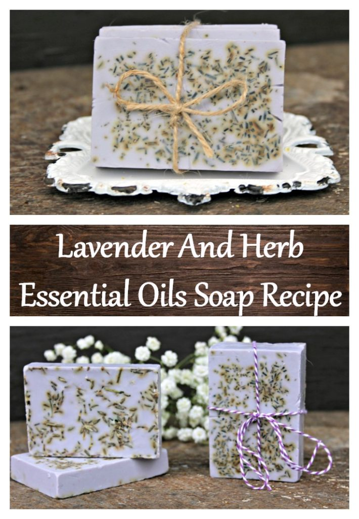 Say goodbye to high prices and hello to soft skin when you make my Lavender And Herb Essential Oils Soap Recipe at home! It is great for that glowing summer skin you want and it costs pennies on the dollar to the store bought boutique soaps!
