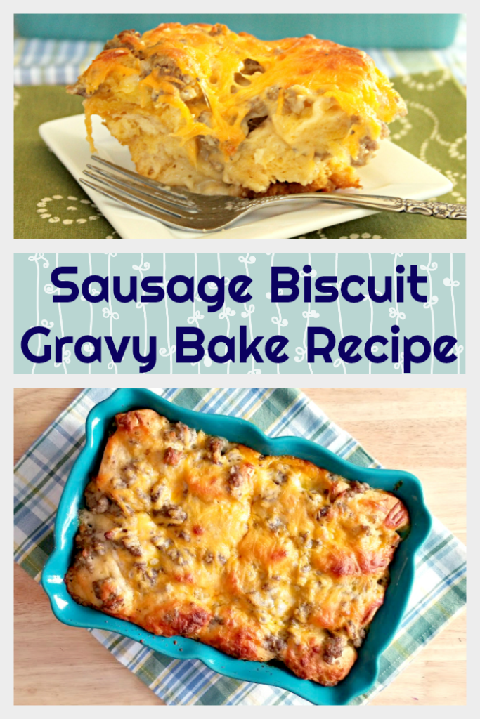 I am so glad to see more families are having meals together. I found this amazing Sausage Biscuit Gravy Bake Recipe in the new cookbook, Sunday Suppers by @cynthiagraubart. This is a great breakfast recipe idea or a delicious recipe for any meal! #ad