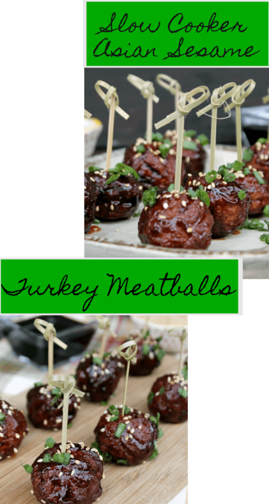 Our family life is hectic. I want to serve meals that are tasty and filling. In our house, my Slow Cooker Asian Sesame Turkey Meatballs and #LingLingAsianFood is a winning combination! #ad #IC @linglingfood