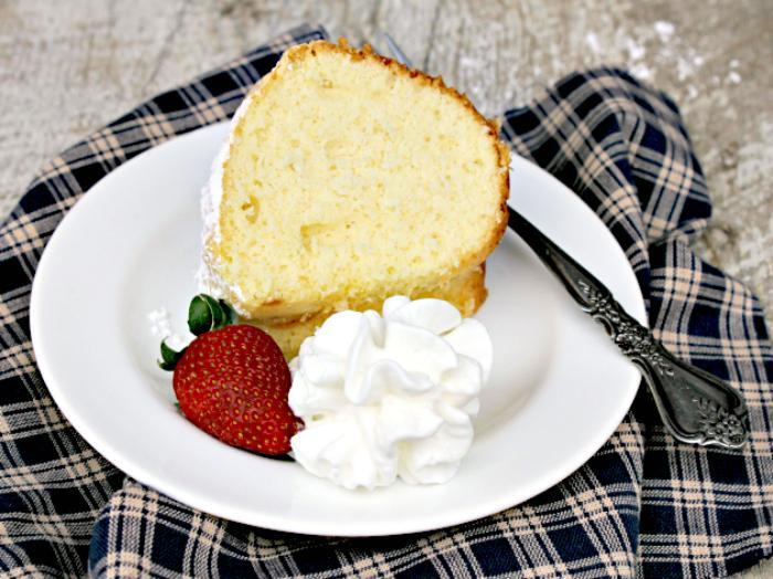 Traditional Pound Cake Recipe From Scratch