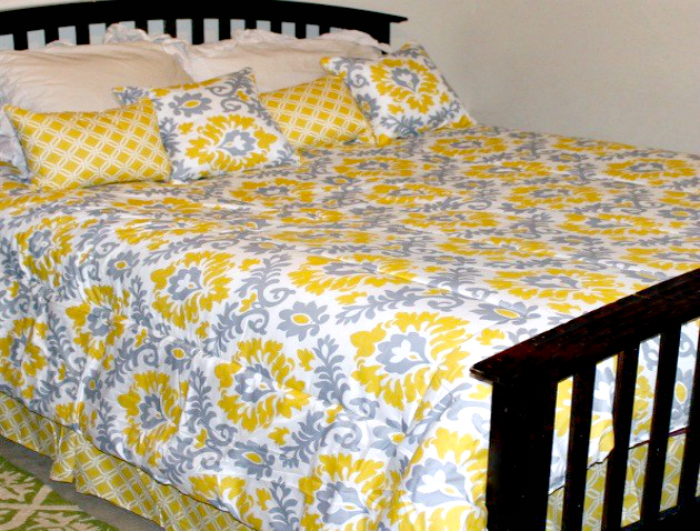 How To Prevent Back Pain When Cleaning The House bed
