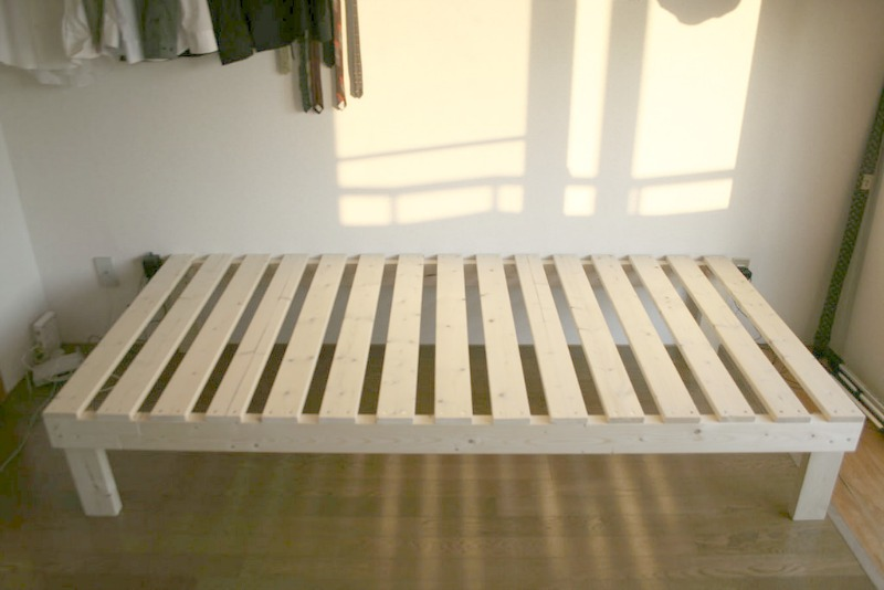 5 DIY Bed Frame Ideas