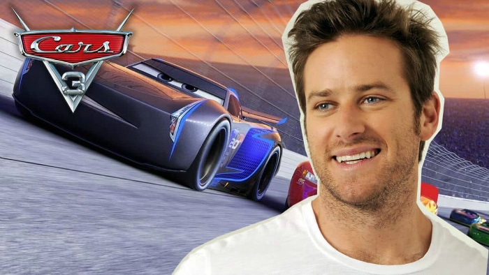 Cars 3 Available On Blu-ray armie