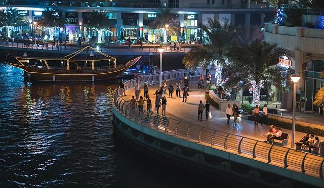 Top Honeymoon Locations For All Tastes dubai marina