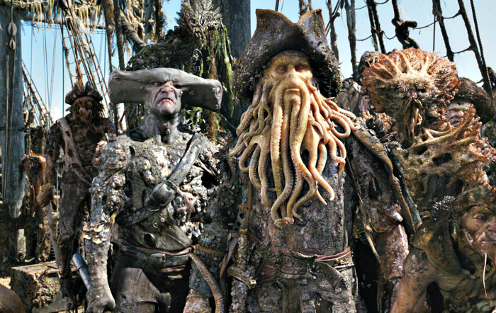 Pirates of the Caribbean Dead Men Tell No Tales 4