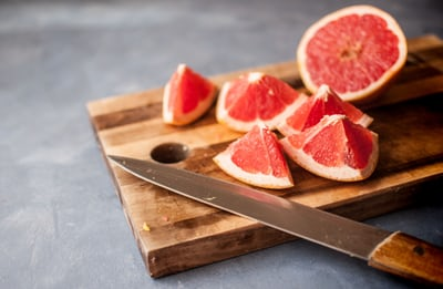 Essential Oils for Anxiety and Depression grapefruit