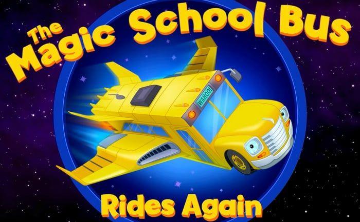 The Magic School Bus Rides Again Is On Netflix