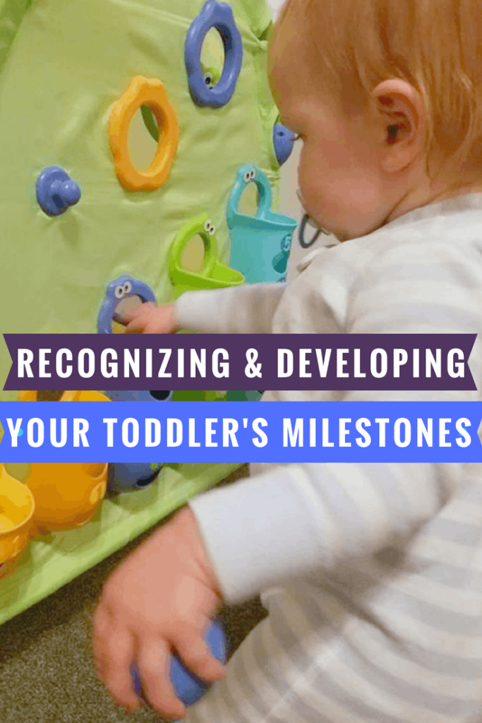 Sometimes it is hard to keep up with how fast your child is growing! Here is How To Recognize and Develop Toddler Milestones #ad @yookidoo