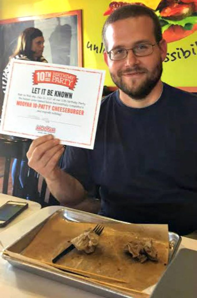 Mooyah Has Gourmet Burgers At Affordable Prices 10 patty burger winner
