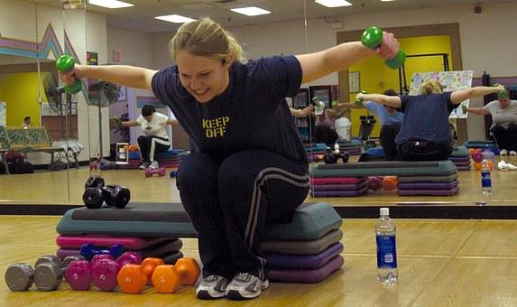 beginner gym workout for women 4