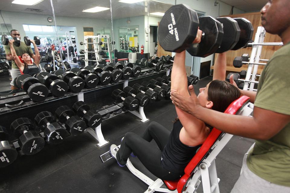 beginner gym workout for women 6